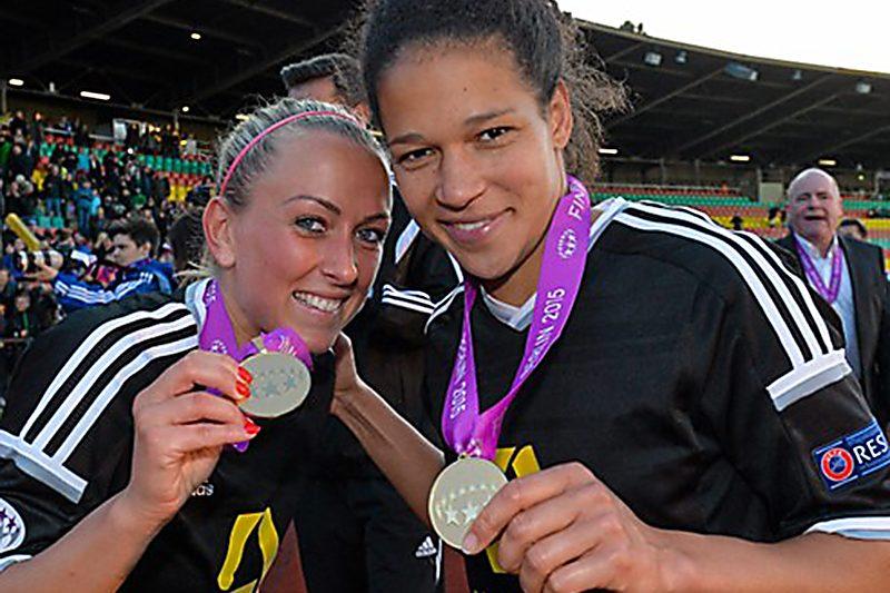 Celia Sasic UEFA Champions League