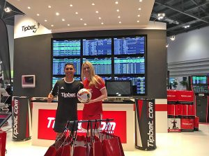 Ballartistin Nina Windmüller_ICE Gaming London Tipbet