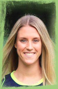 Fußball-Freestylerin Nina Windmüller aus Köln