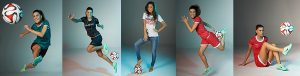 Fußball-Freestyle Girl Sportmodel Adriana Orlovic_Fotoshooting