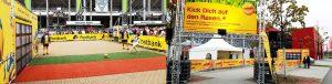 SUTU FOOTBALLWALL_Eventmodul Borussia Mönchengladbach_Entega FSV Mainz 05